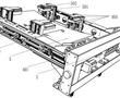 用于夹持曲面电视的夹持机构及翻转机的制作方法