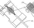 一种多芯光纤连接器对轴封装系统的制作方法