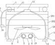 五目倾斜相机装置及无人机的制作方法