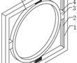 一种光学镜头调节弹片结构及其制造装置以及加工方法与流程
