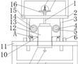 一种无醛家具板加工立轴式镂铣机的制作方法