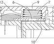 一种电解室结构以及具有其的电解水消毒喷雾瓶的制作方法