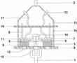 具有均匀阳极消耗的集成机构的电凝池的制作方法