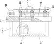 一种竹材循环压制装置的制作方法