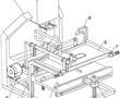 一种锂电池表面用的印刷装置的制作方法