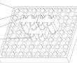一种立体积木拼图的制作方法