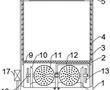 高效散热配电柜的制作方法