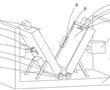 家具加工用的压胶装置的制作方法
