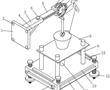 一种建筑工程检测用沉降检测装置的制作方法