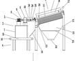 一种钢渣处理用圆筒筛机构的制作方法