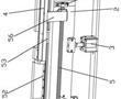 一种榫卯加工机的送料机构的制作方法