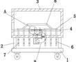 一种电子产品用具有散热功能的展示装置的制作方法