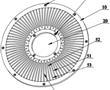 具有感应器装配槽的工矿灯透镜的制作方法
