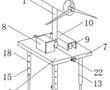 一种风力发电塔架共振主动抑制装置的制作方法