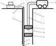 基于分布式光纤传感的地下应力测量装置及测量方法与流程