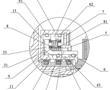 用于离合器的活塞装置的制作方法