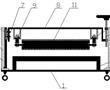 一种冷藏车负压保温板生产用柔性按压装置的制作方法