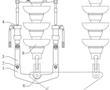 一种特高压线路四联端部绝缘子更换卡具及其使用方法与流程