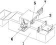 一种便于清理的铝制板边角切割装置的制作方法
