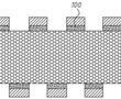 一种受力均匀的衬垫结构的制作方法