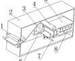 一种抗静电防辐射复合防护面料生产用涂层装置的制作方法