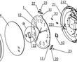 一种发光声控多功能挂钟的制作方法