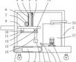 一种船舶用甲板自动清洗装置的制作方法