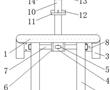 一种可增加使用面积服装缝制工作台的制作方法