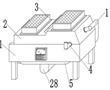 一种岩棉集棉机自清洗机构的制作方法