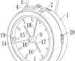 一种带有计时闪灯功能的多功能闹钟的制作方法