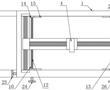 一种集装箱竹木复合地板生产用切割装置的制作方法