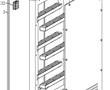 一种玄关柜换气板的制作方法