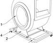 一种成型角钢离心风机机架的制作方法