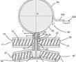 用于弹性体配混物的共挤出设备,以及用于制造成型元件条带的方法与流程