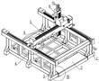 一种分体对接式木工机的制作方法