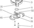 一种卡式气罐连接组合件及其卡式气罐连接结构的制作方法