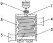 一种隔温防护式冷却剂泵的制作方法
