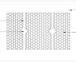 一种两悬梁MEMS阵列式陶瓷悬梁微热板的制作方法