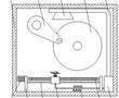 一种基于小型机箱用具有散热结构的驱动器的制作方法