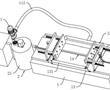 用于缠绕管生产过程中的水冷循环装置的制作方法