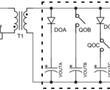 一种多路输出变换器的制作方法