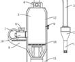 一种无定形硼粉沸腾还原炉的制作方法