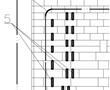 一种错差凹槽式焦炉炭化室炉头结构的制作方法