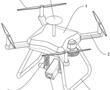 一种基于GPS定位导航的无人机测绘装置的制作方法