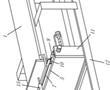 一种中冷器扁管与翅带组装装置的制作方法