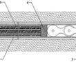 一种链式安装锚固剂装置的制作方法