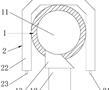 水冷式热能回收冲压燃烧器的制作方法