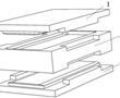 一种用于3D玻璃热弯机的模具和3D玻璃热弯机的制作方法