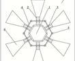 一种适用于海洋浮式结构的花瓣状水下耗能减振装置的制作方法