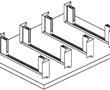 一种铝件阳极氧化用的固定夹具的制作方法